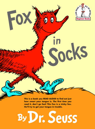 Fox in Socks by