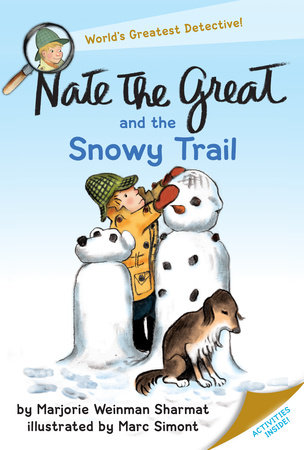 Nate the Great and the Snowy Trail by