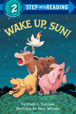 Wake Up, Sun! (ebk)