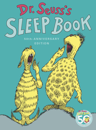Dr. Seuss's Sleep Book by