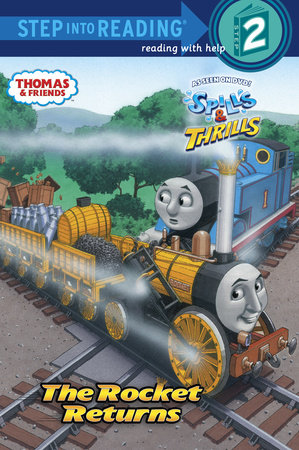 The Rocket Returns (Thomas & Friends) by