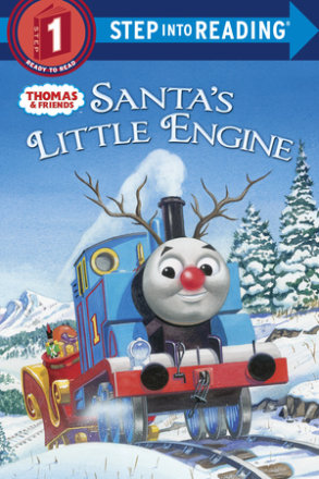 Santa's Little Engine  (thomas & Friends)
