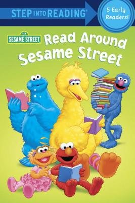 Read Around Sesame Street (Sesame Street) by