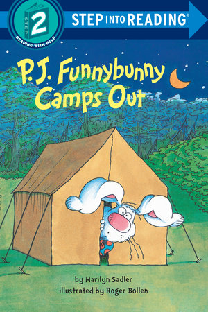 P. J. Funnybunny Camps Out by Marilyn Sadler