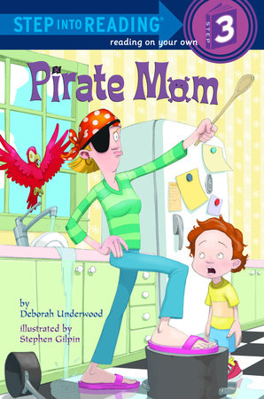 Pirate Mom by
