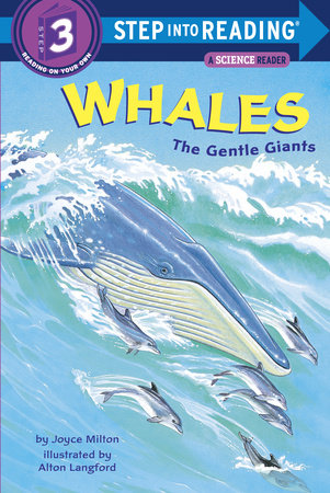 Whales: The Gentle Giants by Joyce Milton