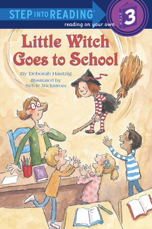 Little Witch Goes To School (ebk)