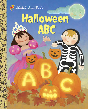 Halloween ABC by Sarah Albee