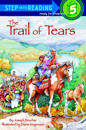 The Trail Of Tears (ebk)