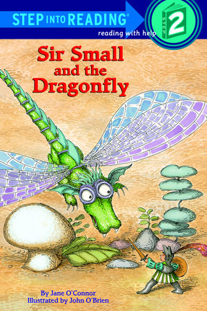 Sir Small and the Dragonfly by