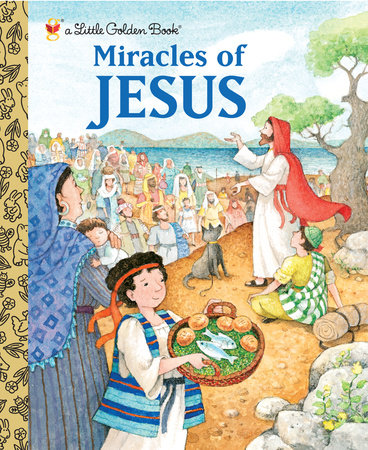 Miracles of Jesus by Pamela Broughton