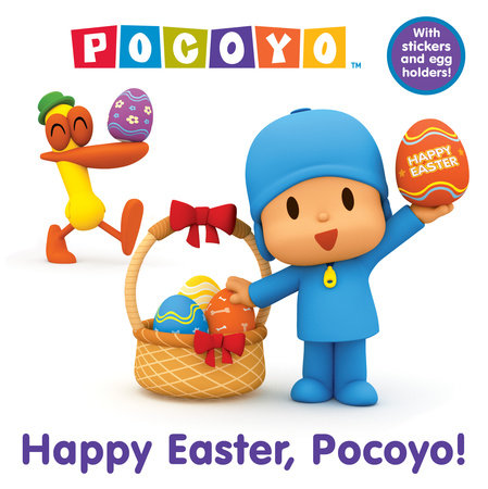 Happy Easter, Pocoyo (Pocoyo) by