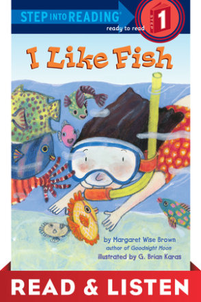 I Like Fish: Read & Listen Edition (ebk)
