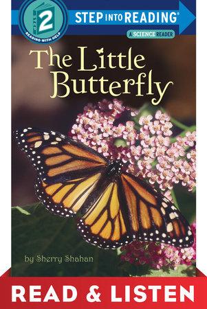 The Little Butterfly: Read & Listen Edition (ebk)