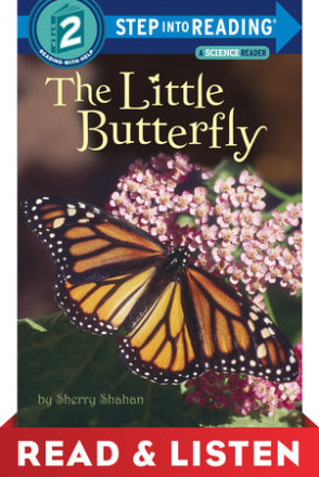 The Little Butterfly: Read & Listen Edition (ebk)