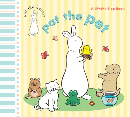 Pat the Pet (Pat the Bunny) by Golden Books