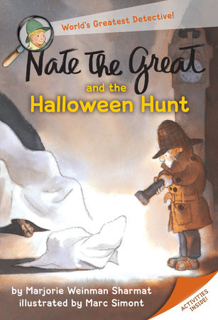 Nate the Great and the Halloween Hunt by