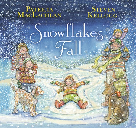 Snowflakes Fall by