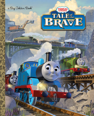 Tale of the Brave (Thomas & Friends) by
