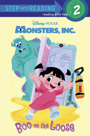 Boo On The Loose (disney/pixar Monsters, Inc.) (ebk)