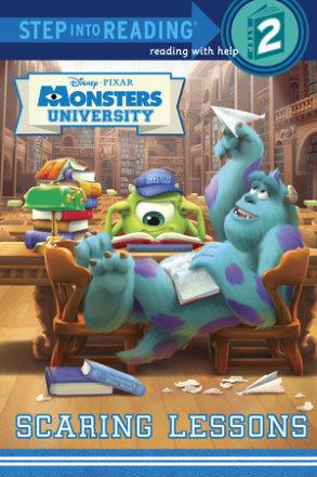 Scaring Lessons (disney/pixar Monsters University) (ebk)