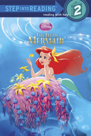 The Little Mermaid Step Into Reading (disney Princess) (ebk)