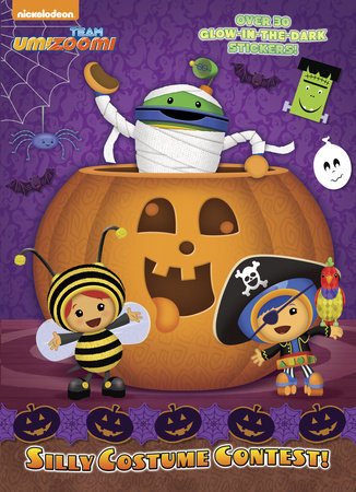 Silly Costume Contest (Team Umizoomi) by Golden Books