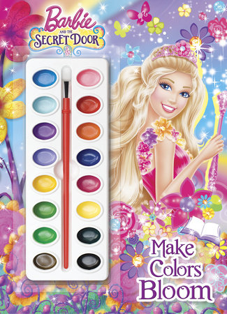 Make Colors Bloom (Barbie and the Secret Door) by