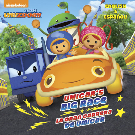 UmiCar's Big Race/La gran carrera de UmiCar (Team Umizoomi) by