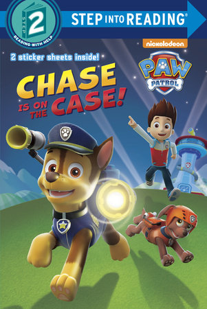 Chase Is On The Case! (paw Patrol)