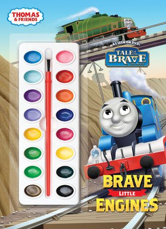 Brave Little Engines (Thomas & Friends) by