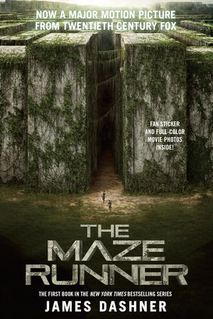 Cover art for The Maze Runner Movie Tie-In Edition (Maze Runner, Book One)