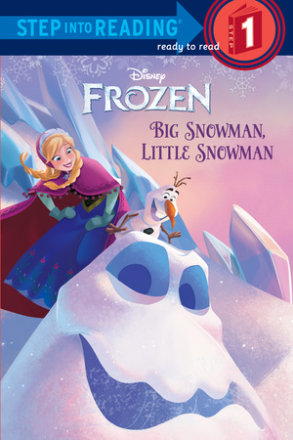 Big Snowman, Little Snowman (disney Frozen) (ebk)