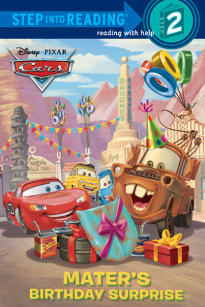 Mater's Birthday Surprise (disney/pixar Cars) (ebk)