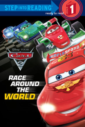 Race Around The World (disney/pixar Cars 2) (ebk)