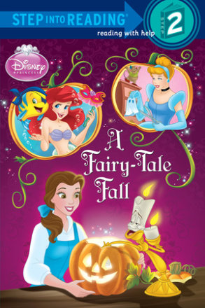 A Fairy-tale Fall (disney Princess) (ebk)