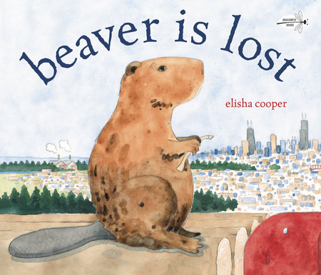 Beaver Is Lost by