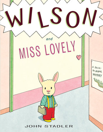 Wilson and Miss Lovely by