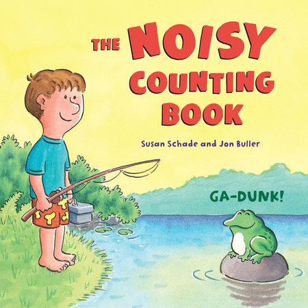 The Noisy Counting Book by