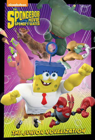 SpongeBob Movie Junior Novelization (SpongeBob SquarePants) by