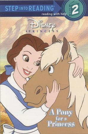 A Pony For A Princess (disney Princess) (ebk)