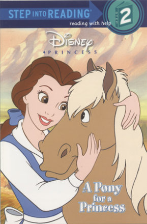 A Pony For A Princess (disney Princess) (ebk)