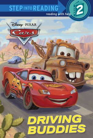 Driving Buddies (disney/pixar Cars) (ebk)