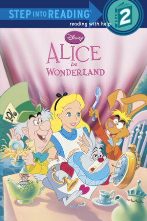 Alice In Wonderland (disney Alice In Wonderland) (ebk)