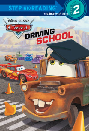 Driving School (disney/pixar Cars) (ebk)