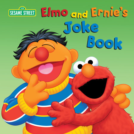 Elmo and Ernie's Joke Book (Sesame Street) by