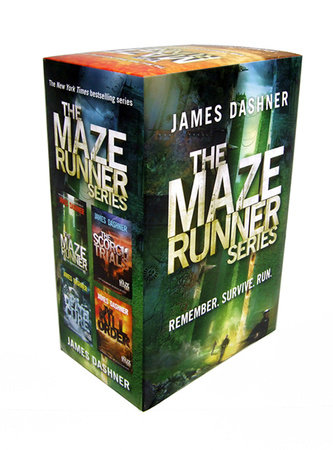 The Maze Runner Series (Maze Runner) by