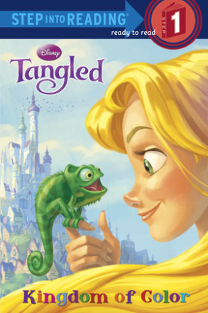 Kingdom Of Color (disney Tangled) (ebk)