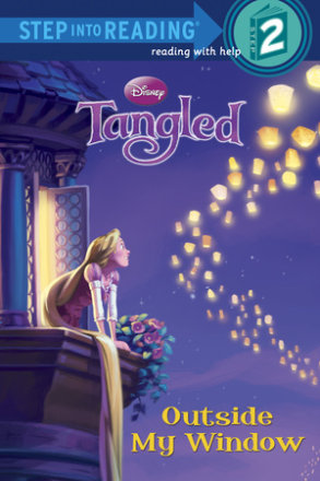 Outside My Window (disney Tangled) (ebk)