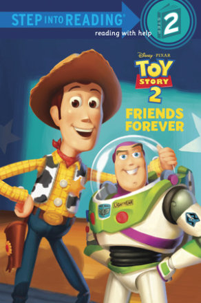 Friends Forever (disney/pixar Toy Story) (ebk)